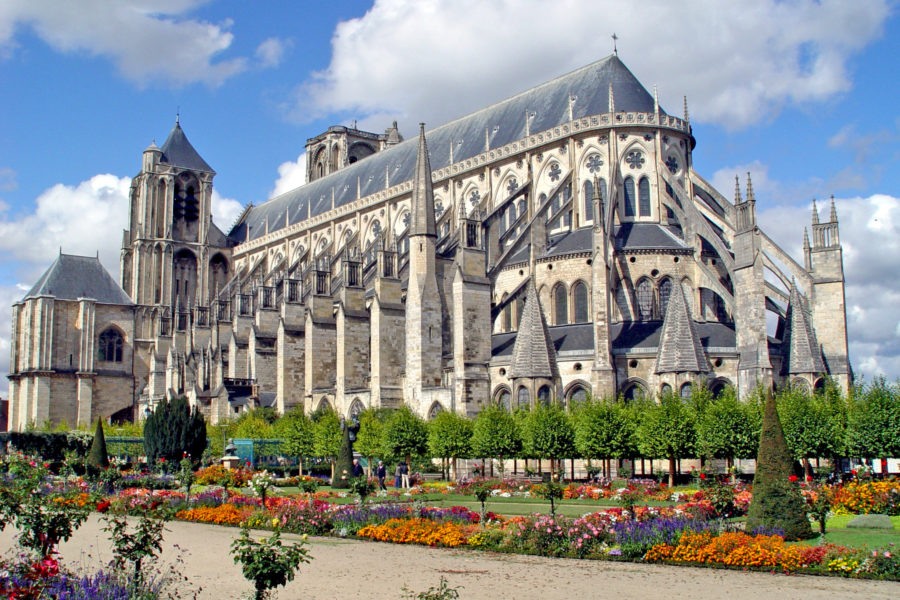 UNESCO World Heritage Site - Bourges Cathedral